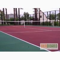 Профессиональные теннисные покрытия