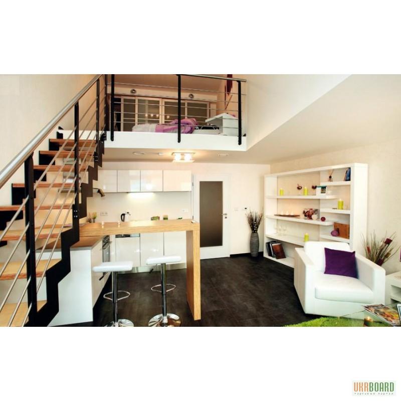 Как сделать перекрытия в двухуровневой квартире