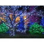 Новогодние электрические уличные led гирлянды киев купить