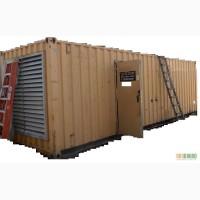 Продаем стационарную дизель-электростанцию Caterpillar 3412, 472 kw, 1991 г.в.