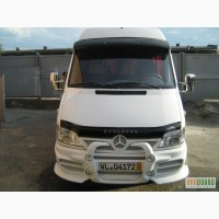 Тюнинг на Mercedes-Benz Sprinter CDI