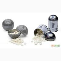 Ментоловое дражже Звездные войны R2-D2/Звезда смерти