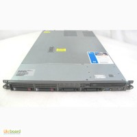 Сервер HP Proliant DL360 G5, 2x5420 2.5Ghz, 2x73GB SAS