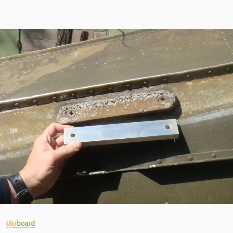 магниевая пластина для лодки