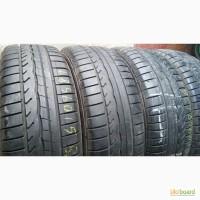 Шины бу Лето Dunlop SP sport 07 185/60 R15 4 штуки