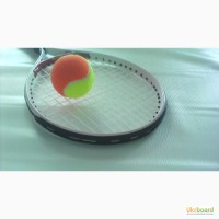 Набор для большого тенниса-ракетка, лестница, подставка под мяч Неваляшка