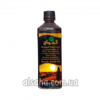 Масло черного тмина РЕЧЬ ПОСЛАННИКОВ (Эфиопское) 500 мл. от Аль-Хавадж