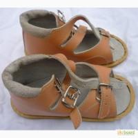Продам ортопедическую обувь ВЕСНА, размер 17