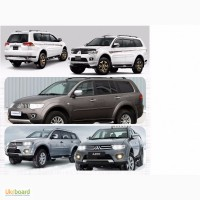 Стекло Mitsubishi Pajero sport / L 200 Стекла Мицубиси Паджеро Спорт 2009-2015 Оригинал