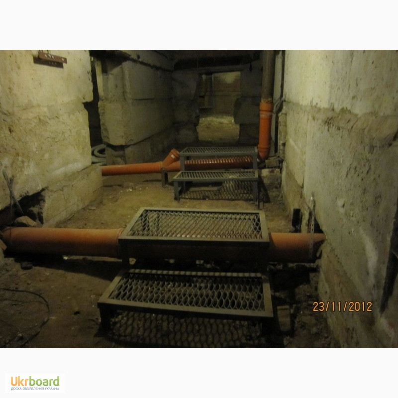 продаже разливных бойлерная в подвале общежития идет