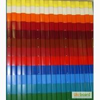 Профнастил полимерный, цветной металлопрофиль купить
