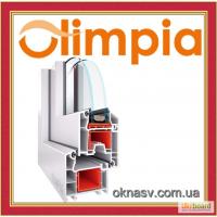 Металлопластиковое окно WDS Olimpia (4-10-4-10-4) Siegenia Favorit