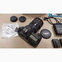 Canon EOS 5D Mark III DSLR-камера с объективом 24-105 мм
