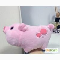 Симпатичная розовая свинка из Гравити Фолз