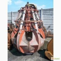 Грейфер металлоломный электрогидравлический бу
