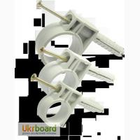 Обойма для труб и кабеля D15-16 ( 50 штук в упаковке ) В наличии