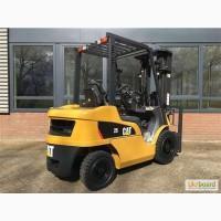 Продам Вилочный погрузчик CAT Lexion CAT Lift Trucks DP25N (2016 г)