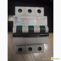 Автоматический выключатель general electric g63 c6