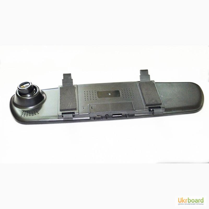 Фото 3. Зеркало с видео регистратором DVR L900 Full HD с камерой заднего вида