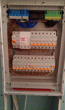 Фото 7. АВАРИЙНЫЙ ВЫЗОВ электрика. Замена / ремонт электропроводки.Одесса, установка телевизора