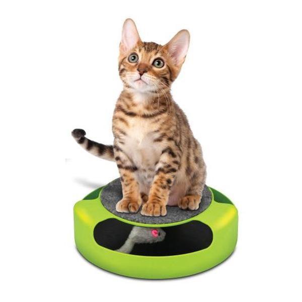 Фото 2/3. Интерактивная игрушка для кошек ПОЙМАЙ МЫШКУ CATCH THE MOUSE