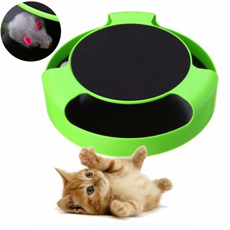 Фото 3/3. Интерактивная игрушка для кошек ПОЙМАЙ МЫШКУ CATCH THE MOUSE