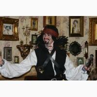 Ведущие, клоуны, пираты, детские и взрослые праздники, аниматоры, шоу