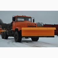 Отвал поворотный для снега (лопата) для автомобиля АВС-3000