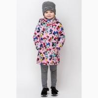 Новинка Демисезонная курточка для девочки vkd-7 92-122 р разные цвета