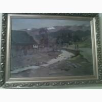 Продам картину закарпатського художника Мартон А.А