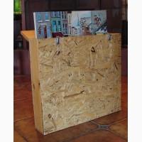 Виготовлення коробки для перевезення картини