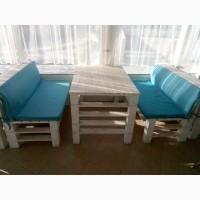 Мебель для кафе столы+диваны лофт