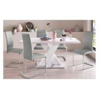 Продам столовый комплект, стол+4 стула