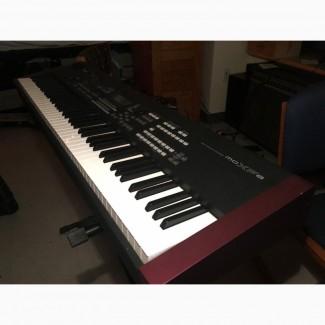 Yamaha MOXF8 - рабочая станция клавиатуры