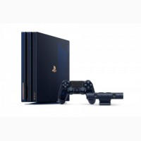 PS4 2 TB Black Pro 500 Milllion Limited Edition