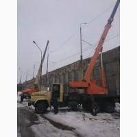 Услуги автокранов 25 тонник