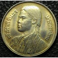 Таиланд 1 бат 1977 год Юбилейная