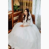 Свадебное платье, одевалось единожды, состояние нового, из дорогой коллекции