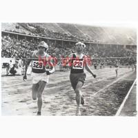 Черно-белая фотография XI Олимпийские игры 01.08.1936 Германия