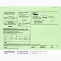 Insurance for cars from Lithuania / GREEN CARD for auto. Accounting in Regitra, lt auto