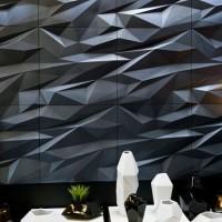 3d гипсовые панели, купить 3d панели монтаж в Киеве, цена