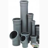 Трубы и фитинги ПП для внутренней канализации производства Мпласт
