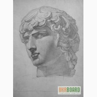 Обучение рисунку, живописи, композиции и скульптуре в Киеве