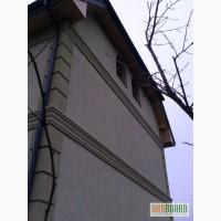 Декоративні вироби з пінопласту, фасадний, архітектурний декор