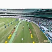 Защитные покрытия для футбольных газонов