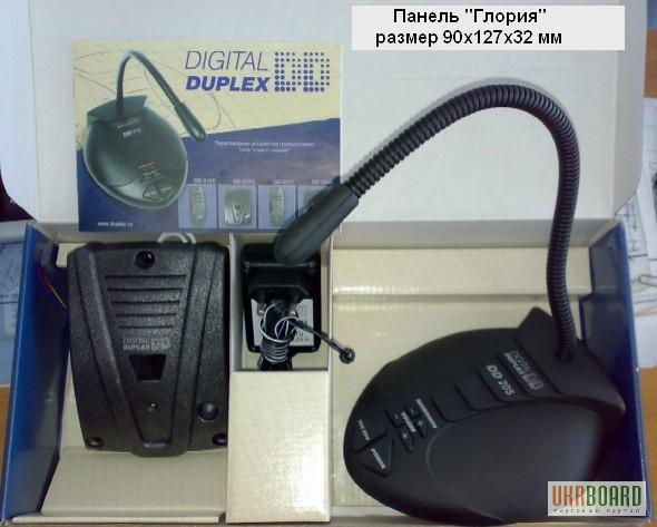 """DD-205 Дуплексные переговорные устройства типа  """"Клиент-кассир """" - фото 14."""