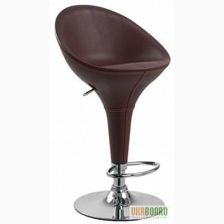 Барный стул HY 101 PVC бежевый (beige), черный, коричневый(brown)