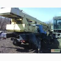 Продам кран КВ 2573 на базе ЗИЛ-130 грузоподъемностью 7 т.