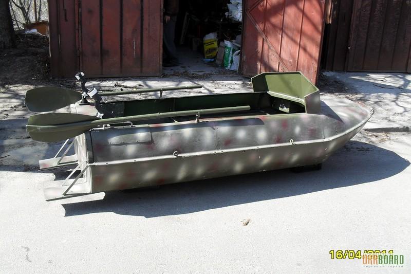 лодка романтика киев