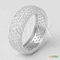 Серебряные кольца оптом от ювелирной компании UMAX